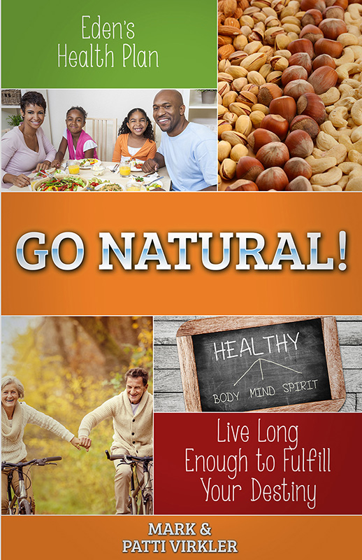 Eden's Health Plan - Go Natural!